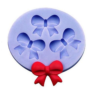 Bakeware araçları Silikon Sevgililer Günü / Kendin-Yap Kek / Kurabiye / Tart 1pc