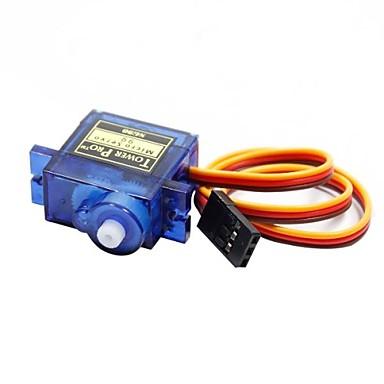 (Arduino için) için aksesuarlar ile Towerpro SG90 9g mini servo (arduino) panoları için (resmi ile çalışır)