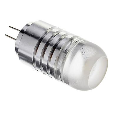 3W 250-300 lm G4 LED-spotlampen 1 leds COB Warm wit Koel wit AC 12V