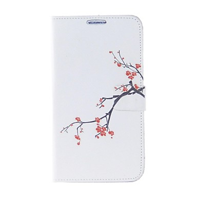 Için Samsung Galaxy Note Satandlı / Flip / Temalı Pouzdro Tam Kaplama Pouzdro Çiçek PU Deri Samsung Note 3