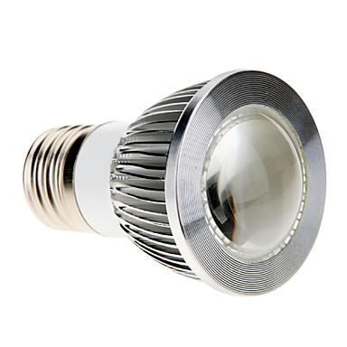 470-550 lm E26/E27 LED Mısır Işıklar MR16 led COB Serin Beyaz AC 85-265V