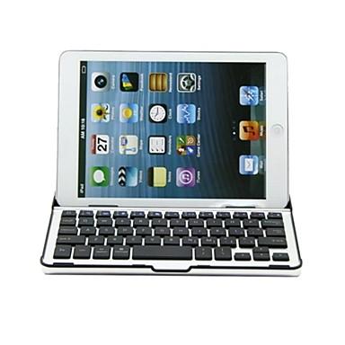 alüminyum kasa ipad Mini 3 ipad Mini 2 ipad mini / bluetooth klavye w