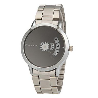 Divertido Reloj Pulsera Binario  Negro