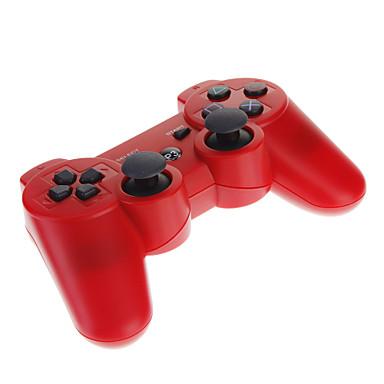 PS3 Oyun Kontrolörü Joystick için Kablosuz Bluetooth Gamepad Kontrolörü (Karışık Renk)