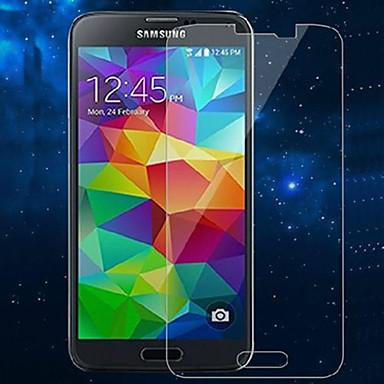 Ekran Koruyucu için Samsung Galaxy S5 Temperli Cam Ön Ekran Koruyucu Çizilmeye Dayanıklı