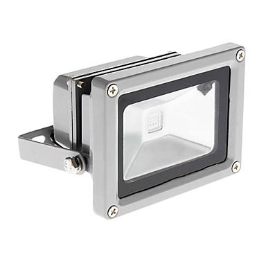 10W LED Spot Işıkları 1 Yüksek Güçlü LED 400-500 lm RGB AC 220-240 V