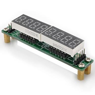(Arduino için) için diy 8-segment LED ekran kartı modülü (arduino) panoları için (resmi ile çalışır)
