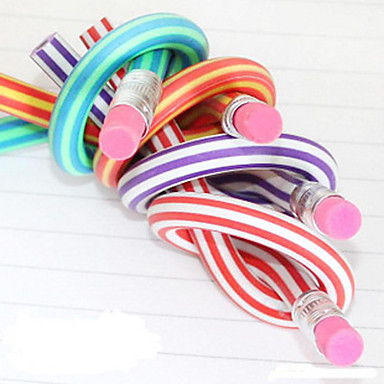 Kalem Kalem Kalemler Kalem,Kauçuk Varil Siyah mürekkep Renkleri For Okul malzemeleri Ofis malzemeleri Pack 1