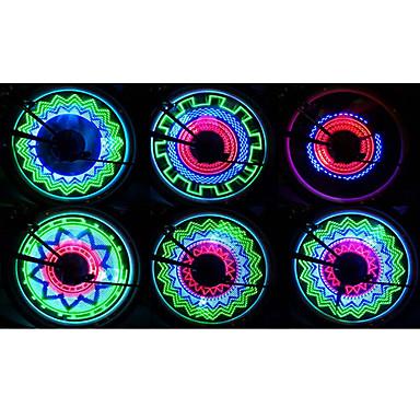Bisiklet Işıkları / tekerlek ışıkları LED Bisiklet Işıkları - Bisiklet Su Geçirmez, Darbeye Dayanıklı AAA 400 lm Batarya Bisiklete biniciliği - FJQXZ / IPX-4