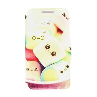 Hülle Für Nokia Lumia 630 / Nokia Nokia Hülle Kreditkartenfächer / Flipbare Hülle Ganzkörper-Gehäuse Cartoon Design Hart PU-Leder für