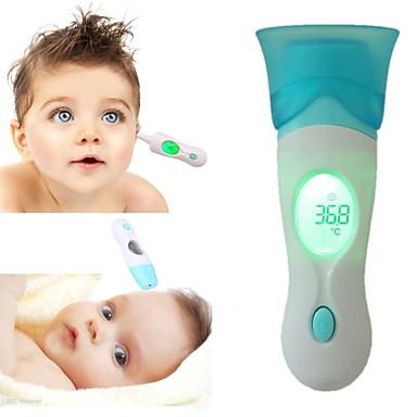 Oreille front Un choix judicieux multifonction IR Thermomètre bébé numérique infrarouge pour le corps