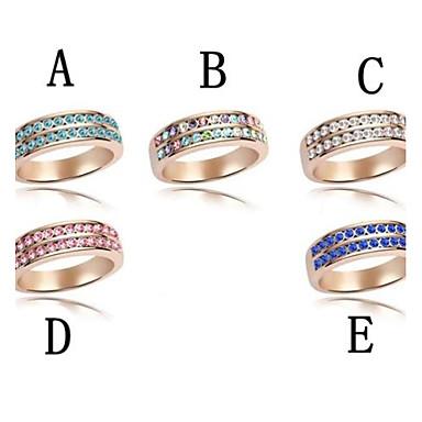 Pentru femei Bijuterii Instrumente și echipamente A B C D E Ștras Aliaj Nuntă Petrecere Zilnic Casual Sport Costum de bijuterii