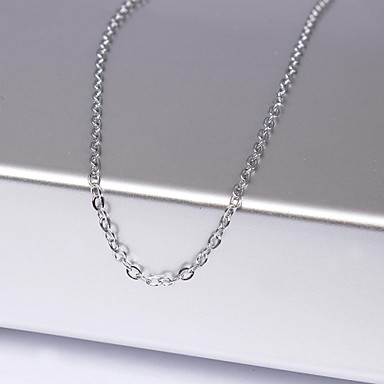 Women's Chain Necklace  -  Fashion Necklace For Wedding Party Daily
