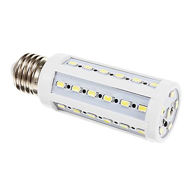 900 lm E26/E27 LED Mısır Işıklar T 42 led SMD 5630 Serin Beyaz AC 220-240V