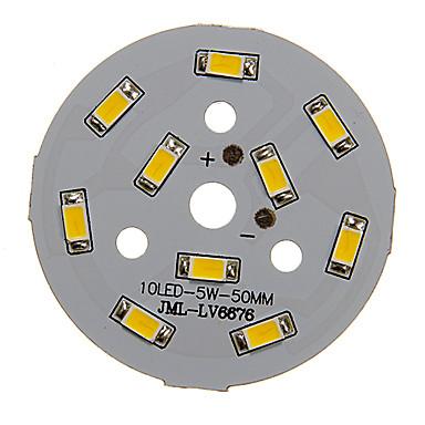 SMD 5730 400-450 lm 12 V Aluminyum LED Çip 5 W
