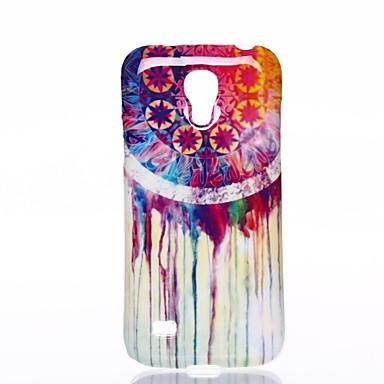 Pentru Samsung Galaxy Carcasă Carcase Huse Model Carcasă Spate Maska Prinzător de vise TPU pentru Samsung S4