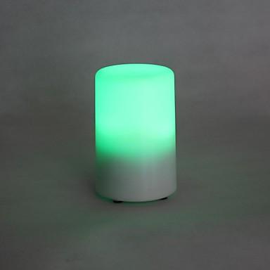 Renk değiştirme Işık LED masa lambası Şarj Bar KTV Düğün ya da Parti Hediyeler yerine mum (AC110-240V) ışık
