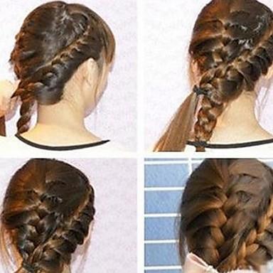 lureme®fashion çanak saç araçları (rastgele renk)