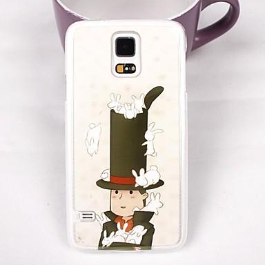 Voor Samsung Galaxy Note Patroon hoesje Achterkantje hoesje Cartoon PC Samsung Note 4