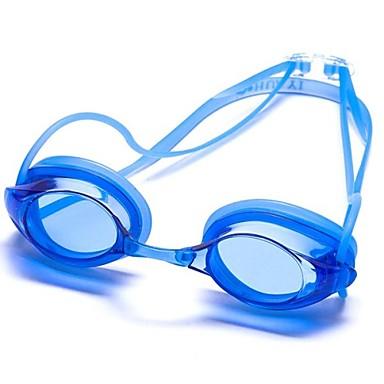 înot ochelari de protecție UnisexAnti-Ceață / Anti-Uzură / Impermeabil / Dimensiune Ajustabilă / Anti-UV / Incasabil / Curea