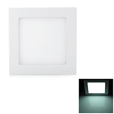 800-900 lm Tavan Işıkları Gömme Uyumlu 60 led SMD 3528 Dekorotif Doğal Beyaz AC 100-240V