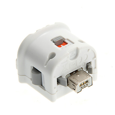 KingHan USB Attachments for Nintendo Wii Wii U Wii MotionPlus Wireless