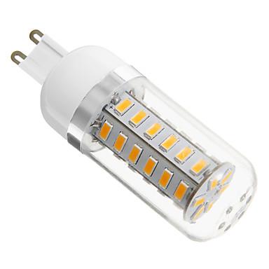 420lm G9 LED Bi-pin Işıklar 42 LED Boncuklar SMD 5730 Sıcak Beyaz 220-240V