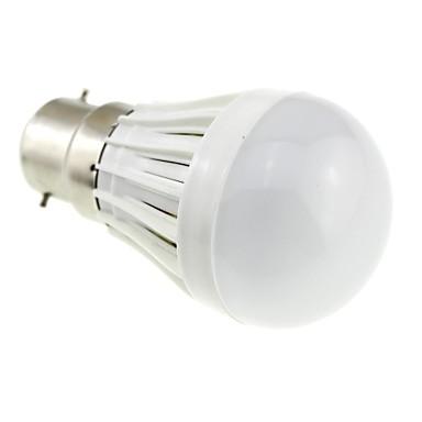 2W 1200 lm B22 LED Küre Ampuller A50 10 led SMD 2835 Serin Beyaz AC 220-240V