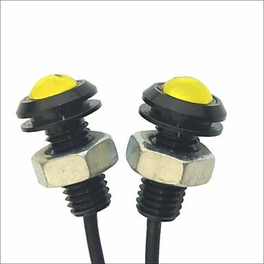 Araba Ampul 1.5W SMD LED 1 Sis Işıkları / Güzdüz Çalışma Işığı / Plaka Işığı