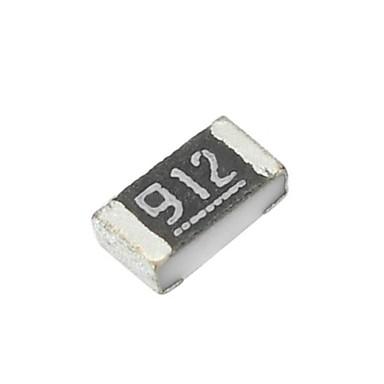 0603 comune 36 de tipuri de smd cip rezistor de 720 buc