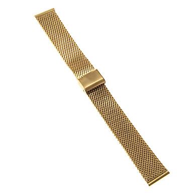 זול רצועות שעון-רצועות שעון פלדת על חלד אביזרי שעון 0.047 איכות גבוהה