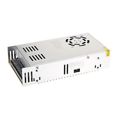dm 1pc ieșire 12v dc 30a max 360w watt max ac / dc comutator de alimentare convertor ventilator cu disipare de căldură (ac110-220v la dc12v)