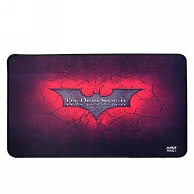 karanlık şövalye profesyonel oyun mouse pad (42x25x0.2cm) -black
