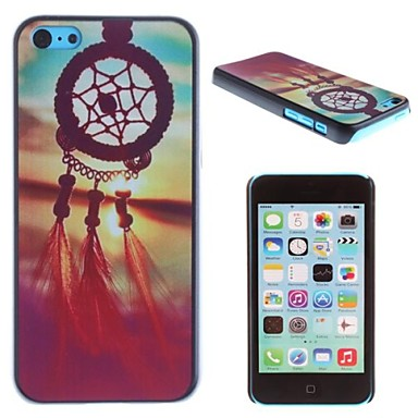 The Setting Sun Coloured Drawing  Pattern PC Hard Case for iPhone 5C