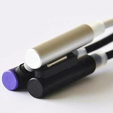 Sony Xperia Z2 için 2014 yeni 1m 3ft alüminyum manyetik şarj kablosu kompakt z ultra küçük l39h xl39h z1
