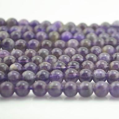 DIY bijuterii 65PC/BAG buc Seturi de margele Piatră Semi-Prețioasă Şirag de mărgele 0.6 cm DIY Brățări Coliere