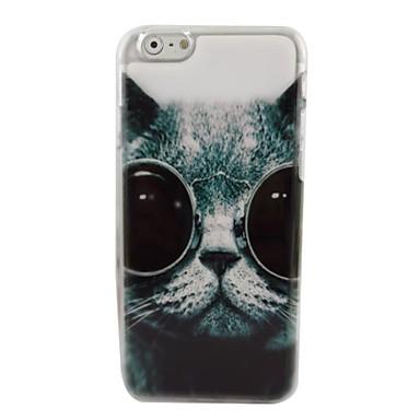 minunat pisica rece din plastic greu spate acoperă pentru iphone 6 iphone cazuri