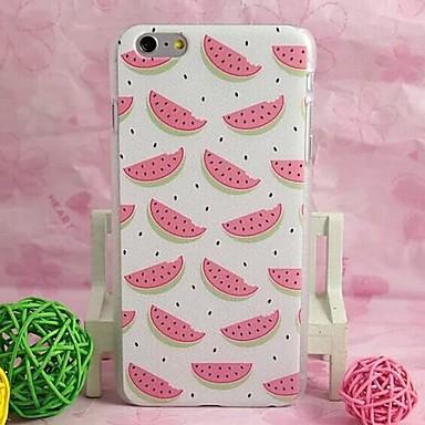 elegant ontwerp patroon plastic cover voor de iPhone 6 plus