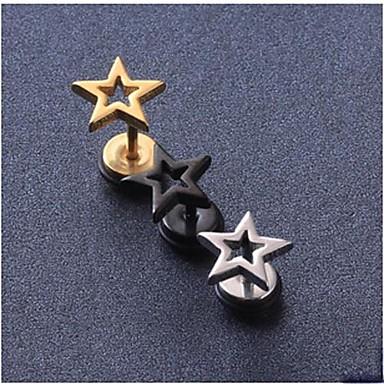 Κουμπωτά Σκουλαρίκια Τιτάνιο Ατσάλι Stea Κοσμήματα Γάμου Πάρτι Καθημερινά Causal