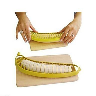 Plastic Bucătărie Gadget creativ pentru Fructe Cutter pe & Slicer