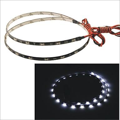 Car Light Bulbs 2 W SMD LED 120 lm 30 License Plate Light / Strip Light For