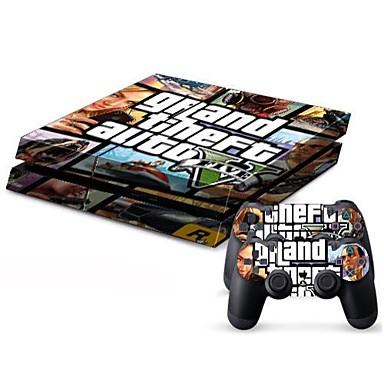 olcso Videojáték tartozékok-B-SKIN Matrica Kompatibilitás PS4 ,  Matrica PVC 1 pcs egység