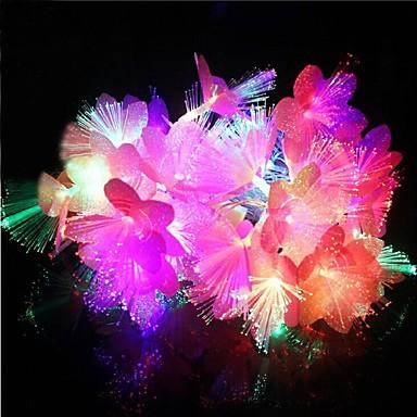 1pc 2w 5m 26 LED-uri margele dip LED condus / decorativ / minunat rgb 220v