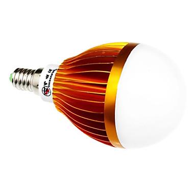 Ampoules Globe LED Blanc Chaud Zhishunjia E14 12W 24 SMD 5630 1000 lm LM AC 85-265 V