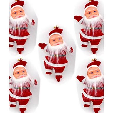 Urlaubsdekoration Santa Verzierungen Party / Neuartige / Weihnachten 1set