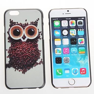 Για Θήκη iPhone 6 / Θήκη iPhone 6 Plus Με σχέδια tok Πίσω Κάλυμμα tok Κουκουβάγια Σκληρή PC iPhone 6s Plus/6 Plus / iPhone 6s/6