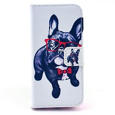 Pentru Carcase Huse Corp Plin Maska Greu PU Piele pentru iPhone 5c