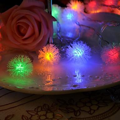 1pack lm Dizili Işıklar led Yüksek Güçlü LED Su Geçirmez Dekorotif 220V