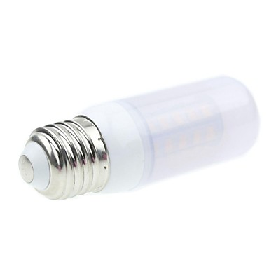 SENCART 5W 450-500 lm E26/E27 LED-bollampen 36PCS leds SMD 5730 Decoratief Warm wit DC 12V