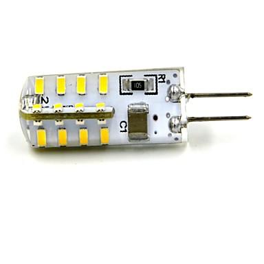 2W 150-200 lm G4 Luminárias de LED  Duplo-Pin 32 leds SMD 3014 Branco Quente Branco Frio AC 220-240V
